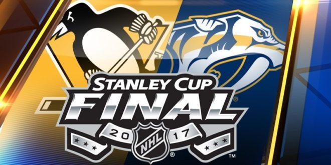 Nashville Pittsburgh take to the ice in NHL Stanley Cup finals