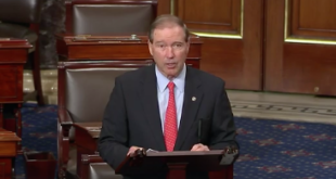 VIDEO: On Senate Floor, Udall Says Trump's 'Dangerous' Behavior Demands Bipartisan Congressional Oversight