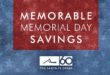 Memorable Memorial Day Savings at The Santa Fe Opera