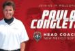 Alumna Dr. Paula Congleton Named UNM Head Softball Coach
