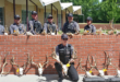 Officers seize 17 illegal game animal heads during multiple search warrants in Farmington