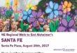 """Walk to end Alzheimer's"" comes to Santa Fe"