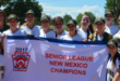 Los Alamos County takes to the road for the weekend Senior Little League Softball Southwest Regional in Vidalia, Louisiana