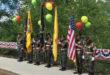 Commemoration of the 50th Anniversary of The Vietnam War & 30th of Santa Fe Memorial Dedication