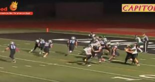 Video: Los Alamos @ Capital Football