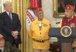 Luján Statement in Response to President Trump's Remarks at Event Honoring Native American Code Talkers