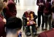At age 98, Jean Delores Schmidt is Loyola of Chicago's oldest fan