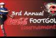 3rd Annual Coca-Cola FootGolf Tournament