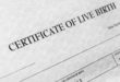 Department of Health Joins Multi-State Effort to Provide Birth Certificates