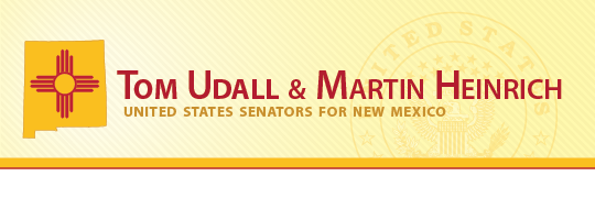 Udall, Heinrich Secure Strong Funding for NM Priorities in Defense Appropriations Bill