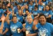 SFPS faculty and staff prep for new year with energized spirit kick-off