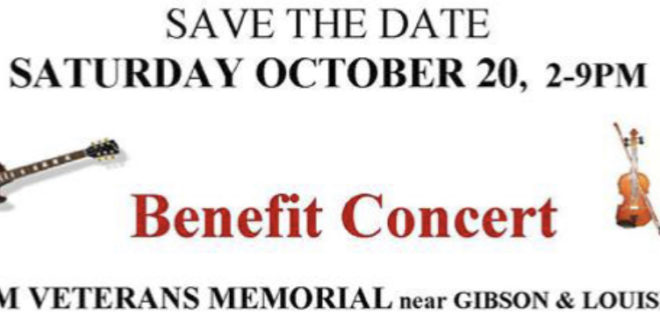 Concert to Benefit the NM Veterans Integration Centers for Homeless Veterans