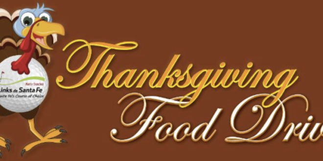 WE NEED YOUR HELP! Thanksgiving Food Drive
