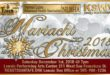 December 1st: Mariachi Christmas 2018 benefit concert at The Lensic Performing Arts Center