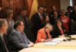 Gov. Lujan Grisham signs Senate Bill 8, enacting a meaningful, effective check on lethal violence in New Mexico communities
