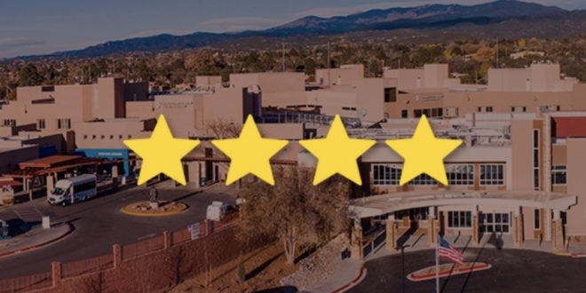 CHRISTUS St. Vincent Receives a Four Star Rating From the Centers for Medicare & Medicaid Services (CMS)