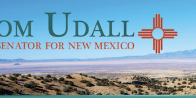 Udall Secures Funding for New Mexico's National Labs, WIPP, Nuclear Safety, and Water Projects in Energy and Water Appropriations Bill