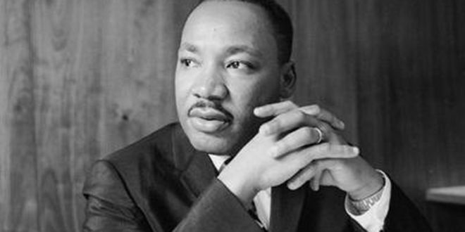 Martin Luther king Jr. Day! Make it a day on not off
