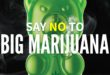 New Mexicans Agree! Say NO to Big Marijuana!
