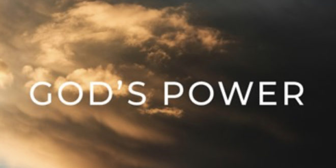 Our Heavenly Fathers Power is beyond measure