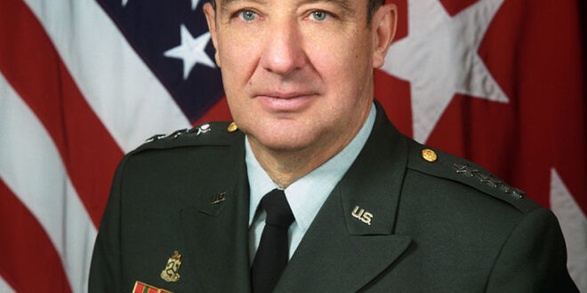 Retired Army Lt. Gen. Edward Baca, former Adjutant General of New Mexico and Chief of National Guard Bureau, passes away